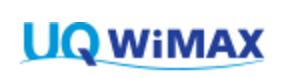 UQ WiMAX ロゴ