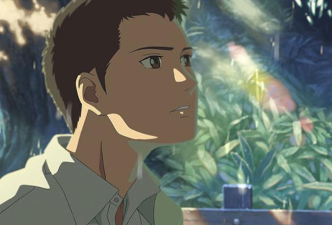 U-NEXTのおすすめアニメ映画 言の葉の庭