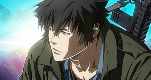 U-NEXTのおすすめアニメ psycho‐pass 新編集版