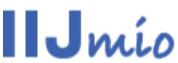 IIJmioひかりロゴ
