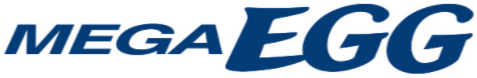 メガエッグ光-ロゴ