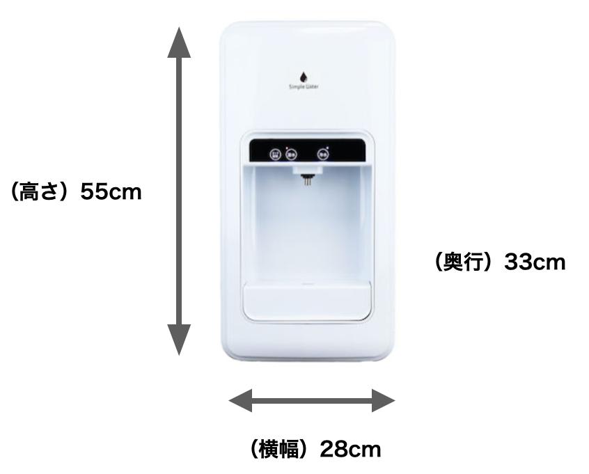 エコパックサーバーサイズ