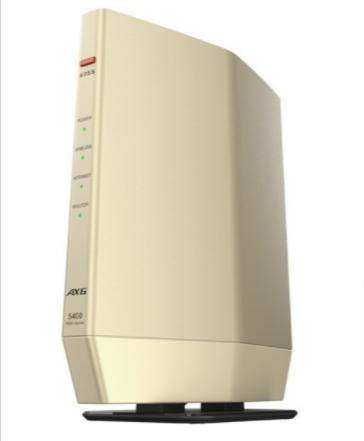 バッファローWSR-5400AX6-CG