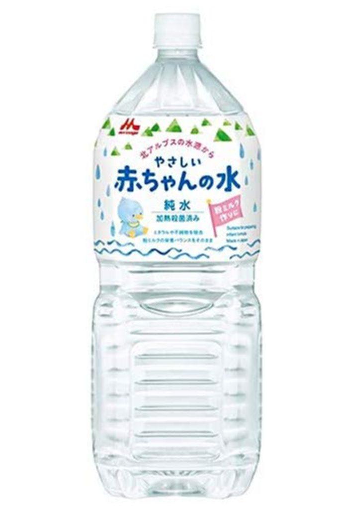 赤ちゃん水
