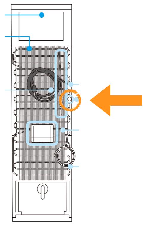 スマートプラスの排水キャップ