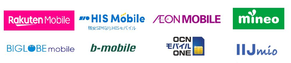 格安SIMのロゴ