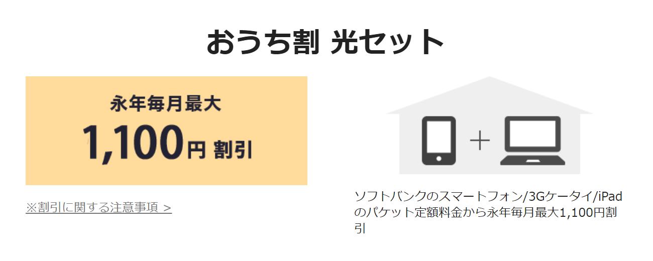 NURO-光-おうち割光セット